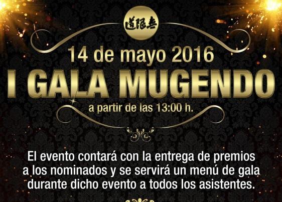 1ª Gala Mugendo 2016